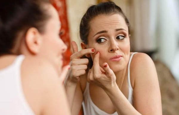 7 Mistakes we make when we have zits