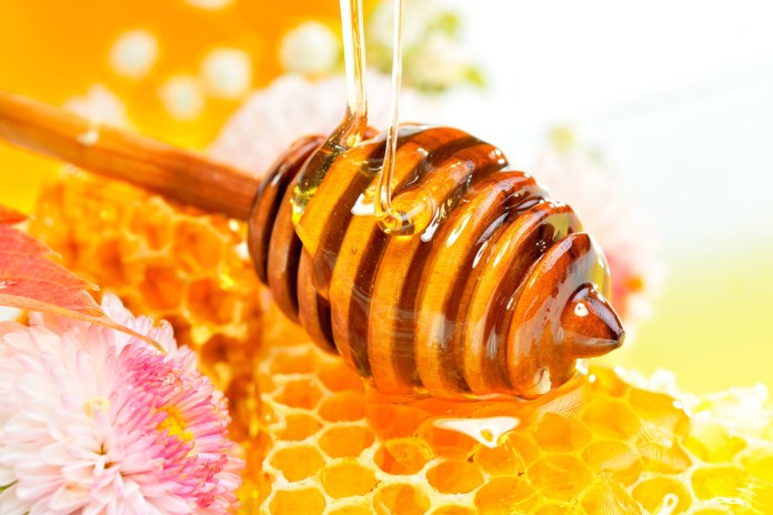 Honey purification test