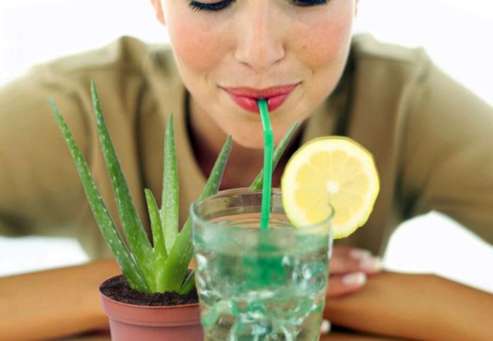 Aloe Vera juice or tablet is healthier