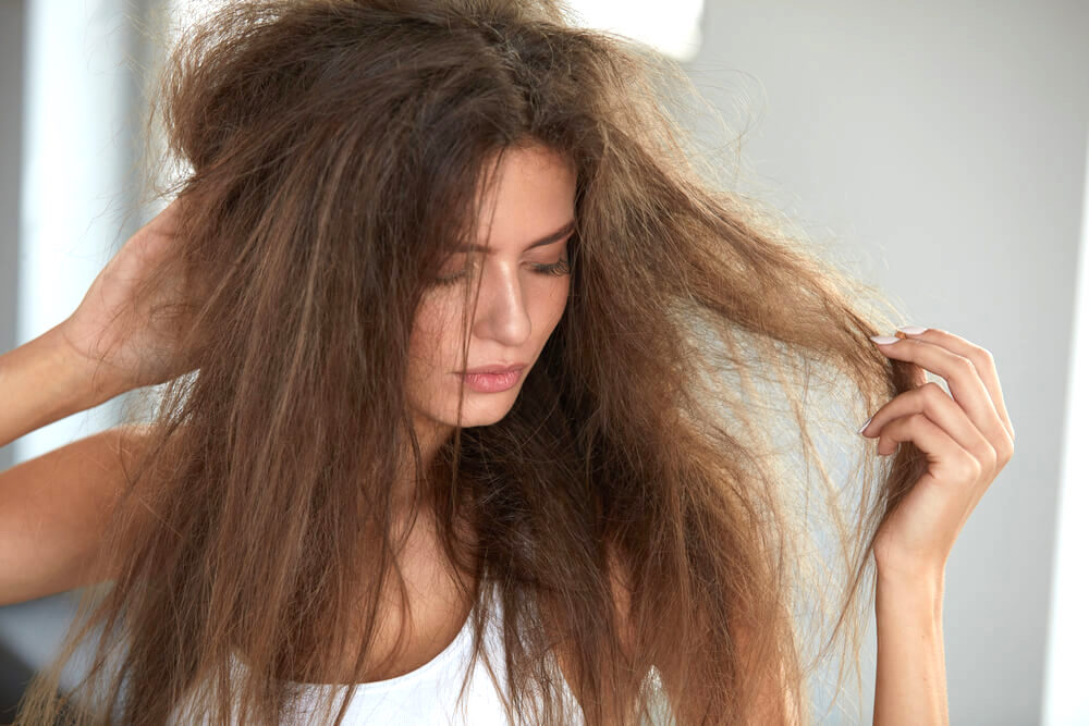Here's How Straightening Damages Your Hair!