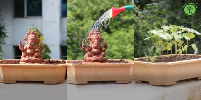 Eco-friendly Ganesha