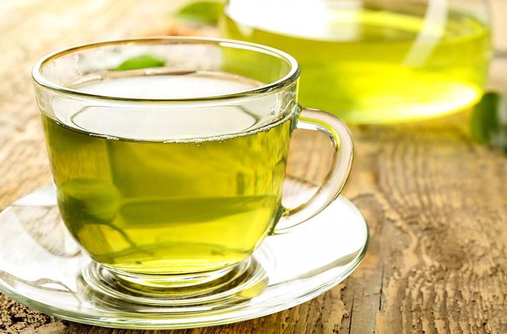 Benefits of Green tea!