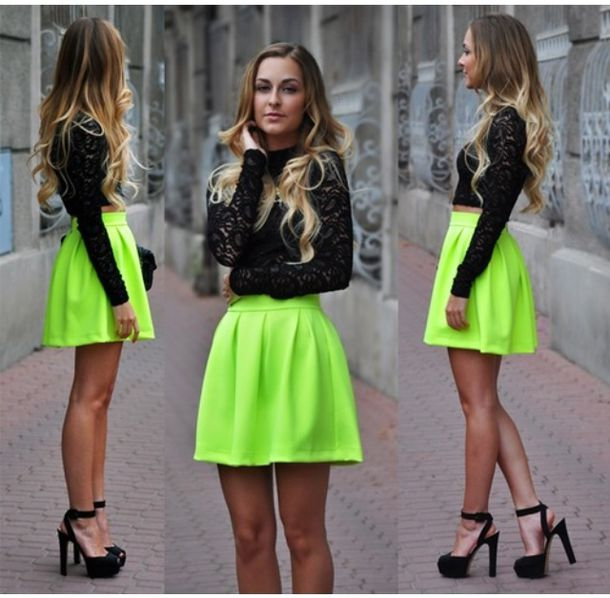 4 ways you can slay the neon look!