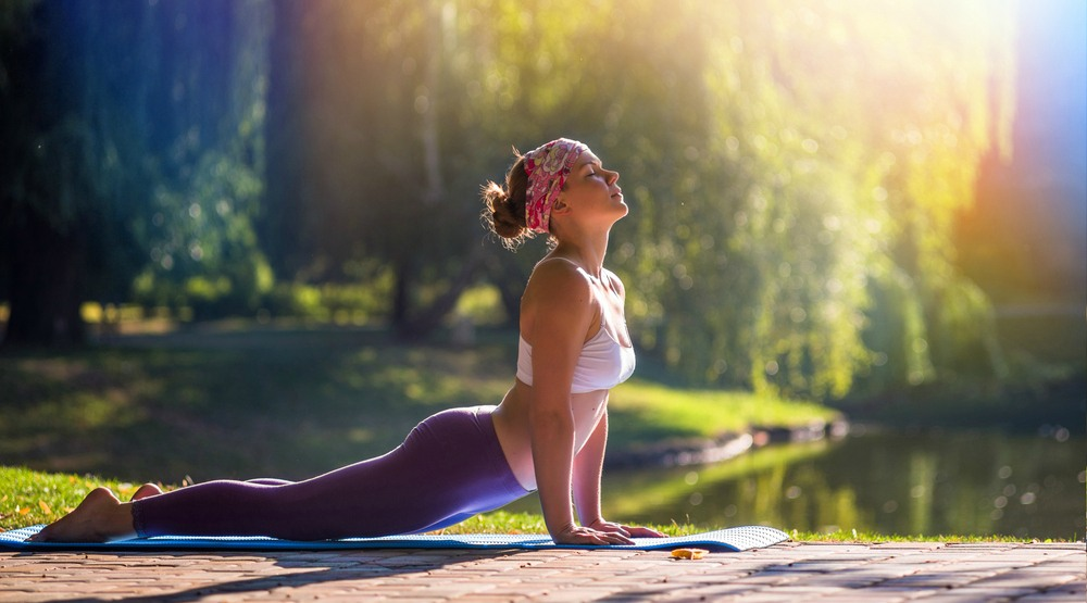 6 Yoga poses for firm and perky breasts