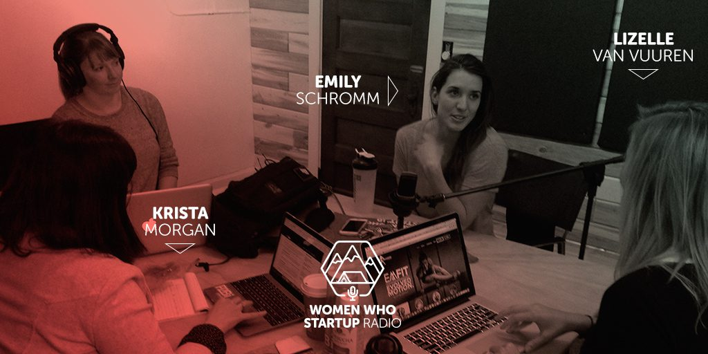 Empack inventor Emily Schromm talks to Women Who Startup about her fitness career and startup story