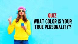 what color describes you