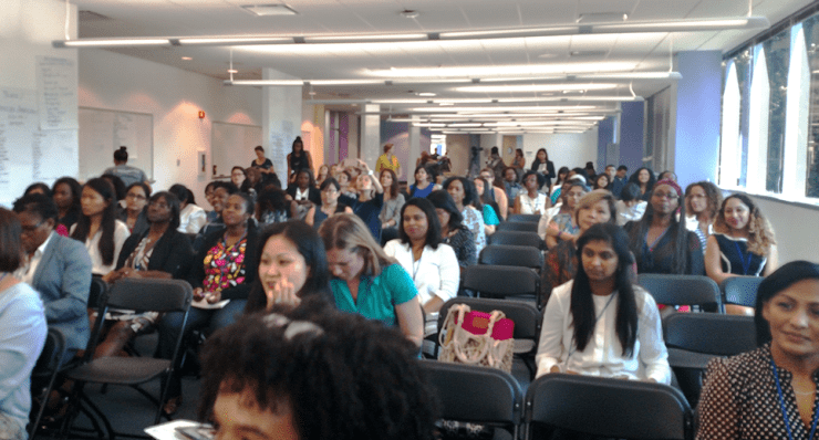 tech women of color diversity leadership conference