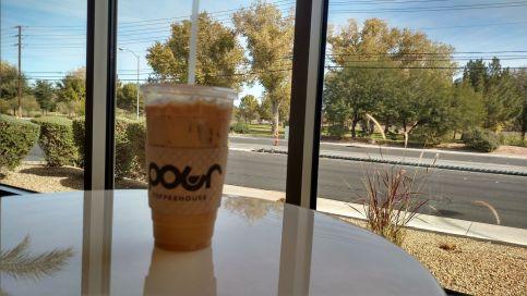 Pour Coffeehouse, Las Vegas.