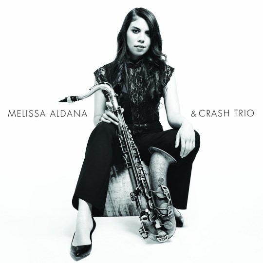 """Melissa Aldana & Crash Trio"" released!"