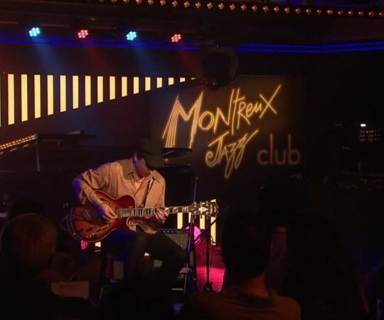 Kurt Rosenwinkel Solo at Montreux Jazz Festival
