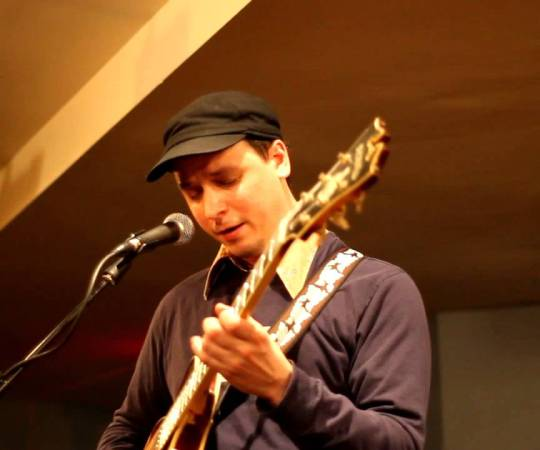 Kurt Rosenwinkel Standards Trio – @ Jarasum Jazz Festival 2011