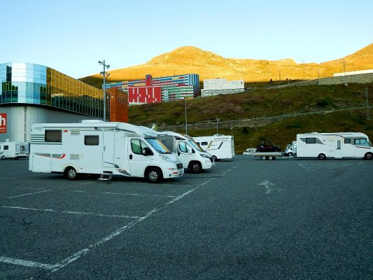 "Parkplatz ""Comunal"", Andorra"