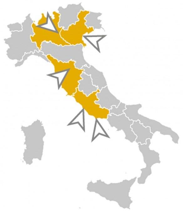 Reise-Tipp: Mit dem Wohnmobil nach Italien