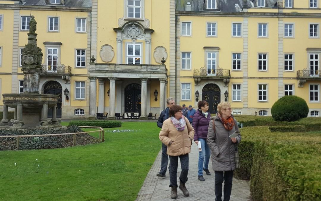 Frühlingsfahrt nach Bückeburg