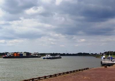 Fluß Noord