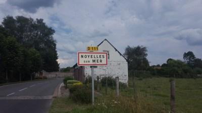 Der kleine Ort Noyelle sur Mer
