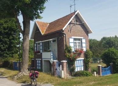 Haus an der Somme