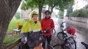 Regen-Radtour