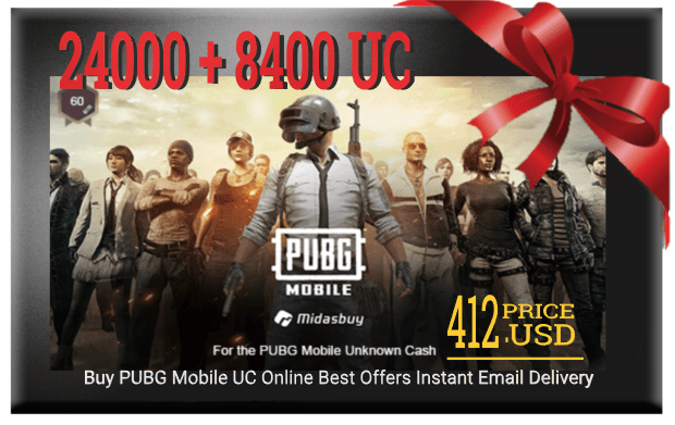 Buy PUBG Mobile UC Online Best Offers Instant Email Delivery