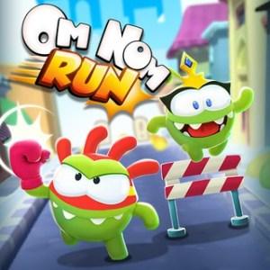 challenge games Om Nom Run