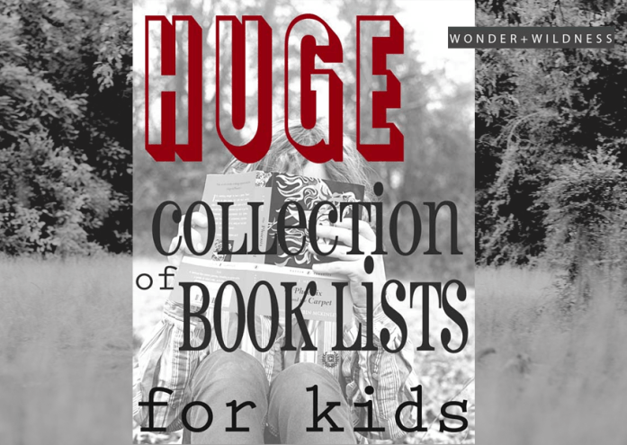 Huge Collection of Book lists for Kids