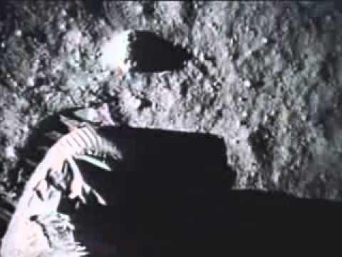 Neil Armstrong - First Moon Landing 1969