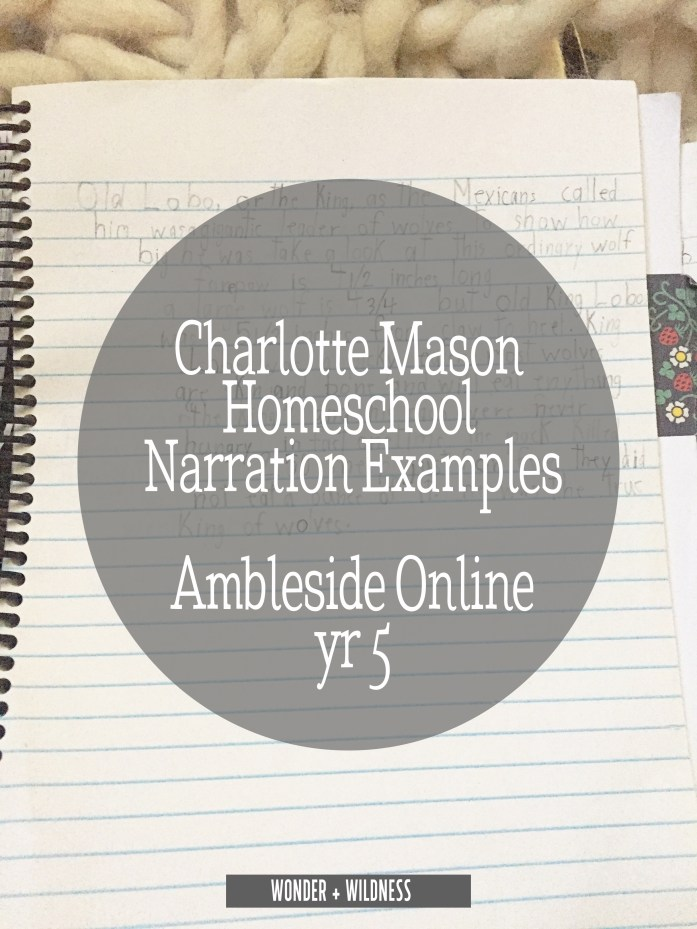 How we do narration with our Charlotte Mason homeschool approach in our home, with narration prompts, ideas, and examples from our own efforts.