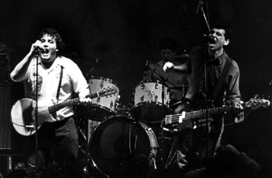 Minutemen en concert