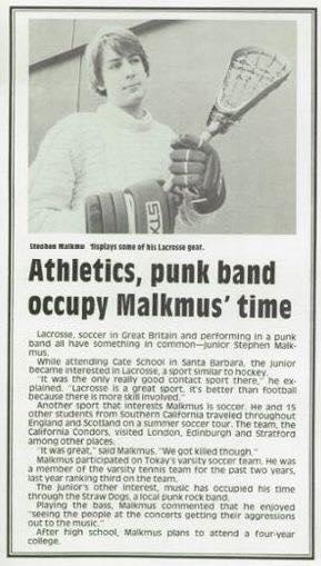 Malkmus & Soccer