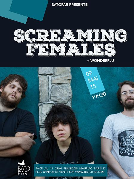 Screaming-females-affiche