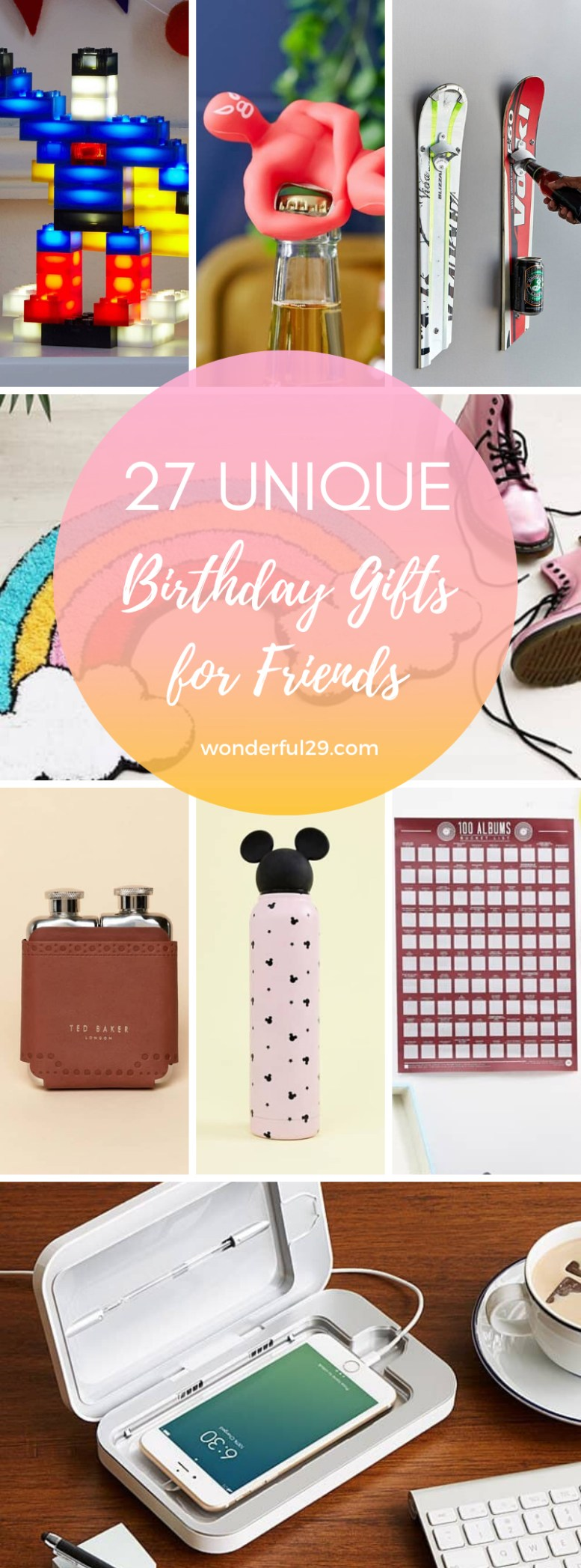 Best Birthday Gifts for Friends