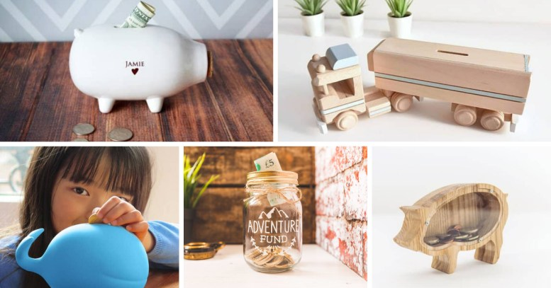 Piggy Bank Ideas