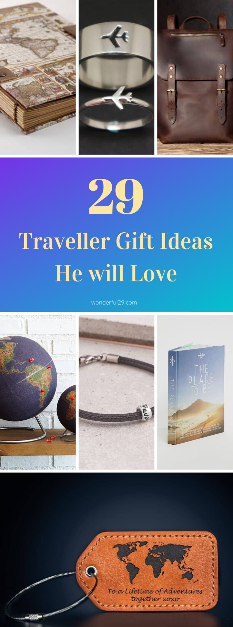 Traveller Gifts for Him