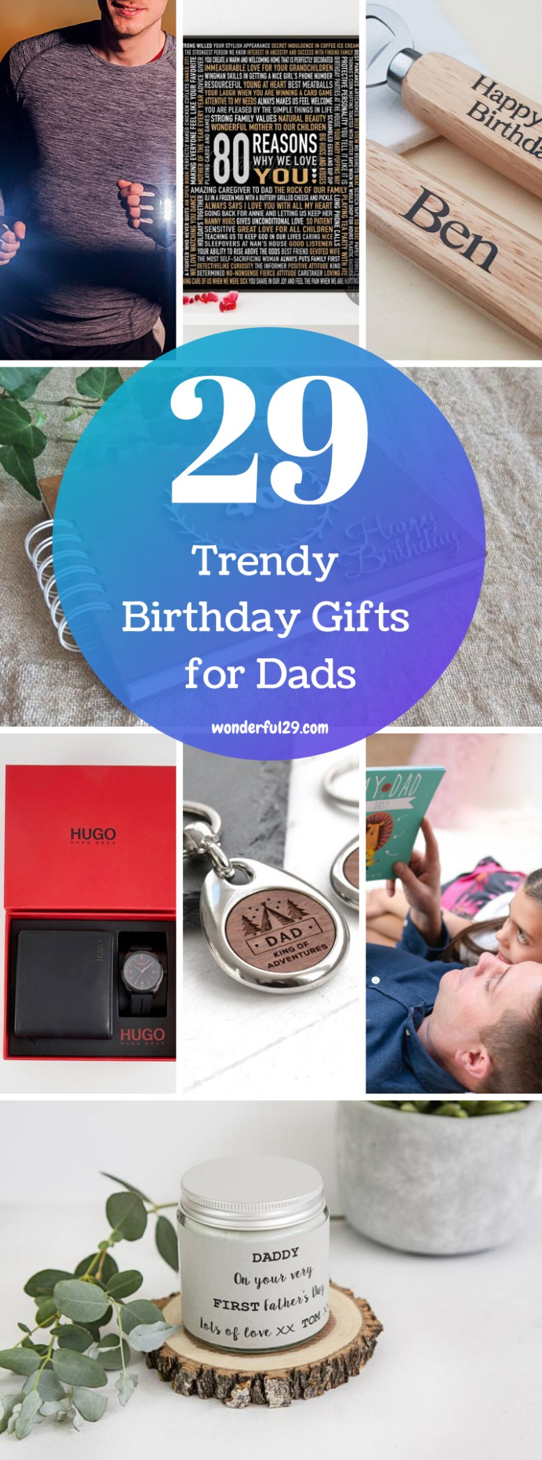 Birthday Gifts for Dad