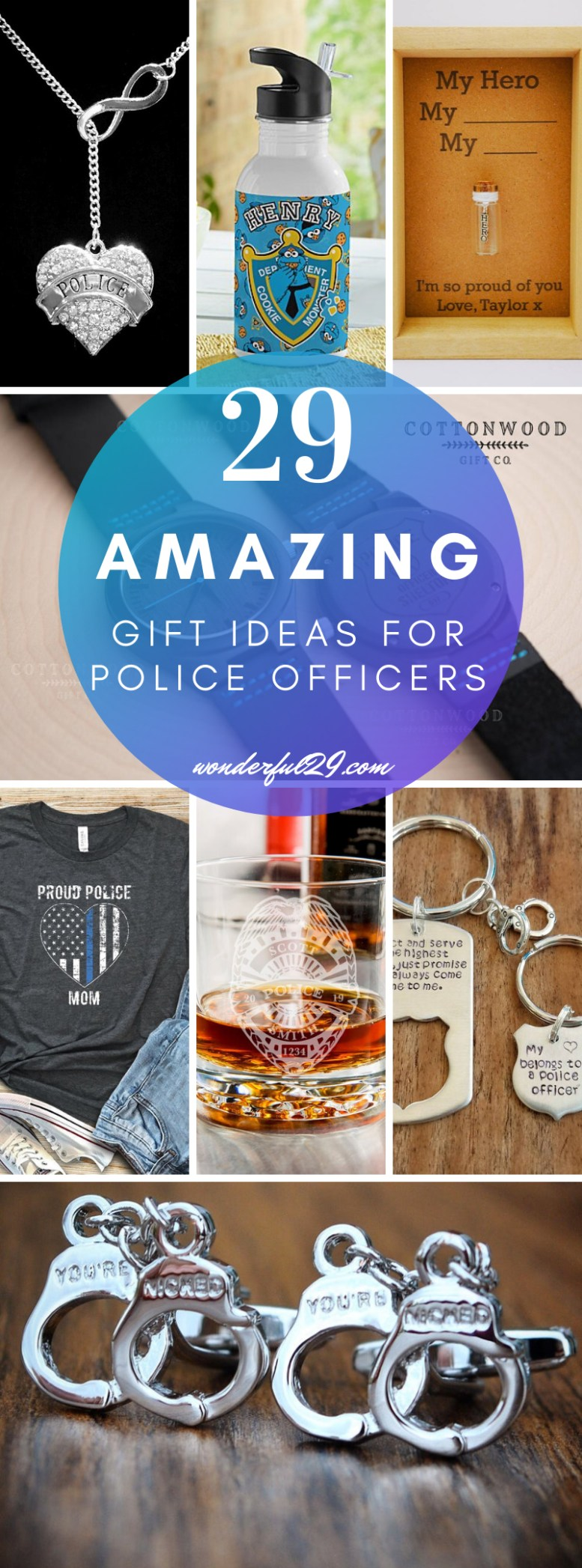 Best Police Gifts