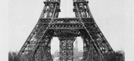 Making of Eiffel Tower