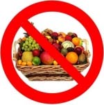 dont eat fruit