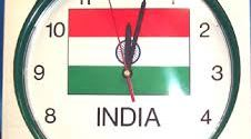Indian standard time is fixed on basis of Allahabad