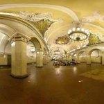 Moscow Metro Subway 03