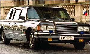 President Car Russian Federation - zil41052