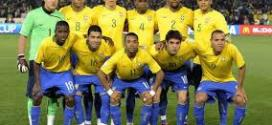 Brazil is the most prolific team with 210 goals in FIFA history