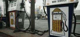 4 million cars in Brazil are running on gasohol instead of petrol