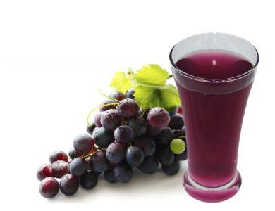 Purple Grapes Juice