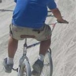 funny cycle photo