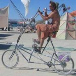funny bicycle image