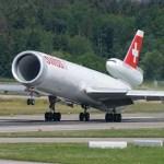 strange airplane