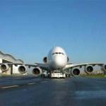 strange aircraft