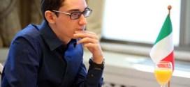 Fabiano Caruana – youngest grandmaster of US
