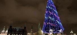 Christmas in Russia celebrated according to the Julian calendar
