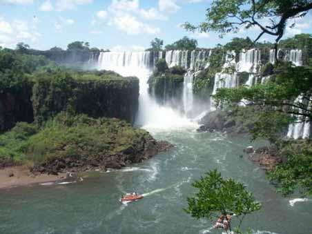 Iguazu Fall